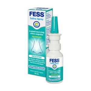 Fess Eucalypus Nasal Spray 30ml